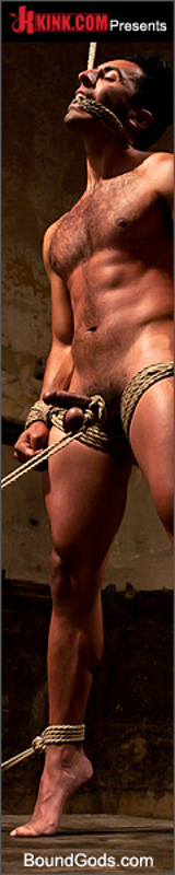 Bound gay men porn